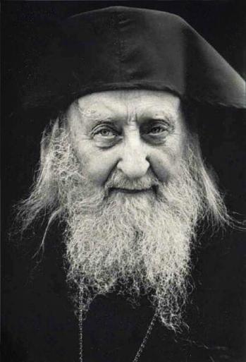 Archimandrita Sophrony