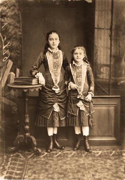 Celina y Teresa