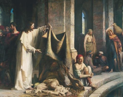 Resultado de imagen de el amor a los pobres