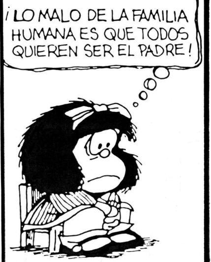 Mafalda - Humanidad