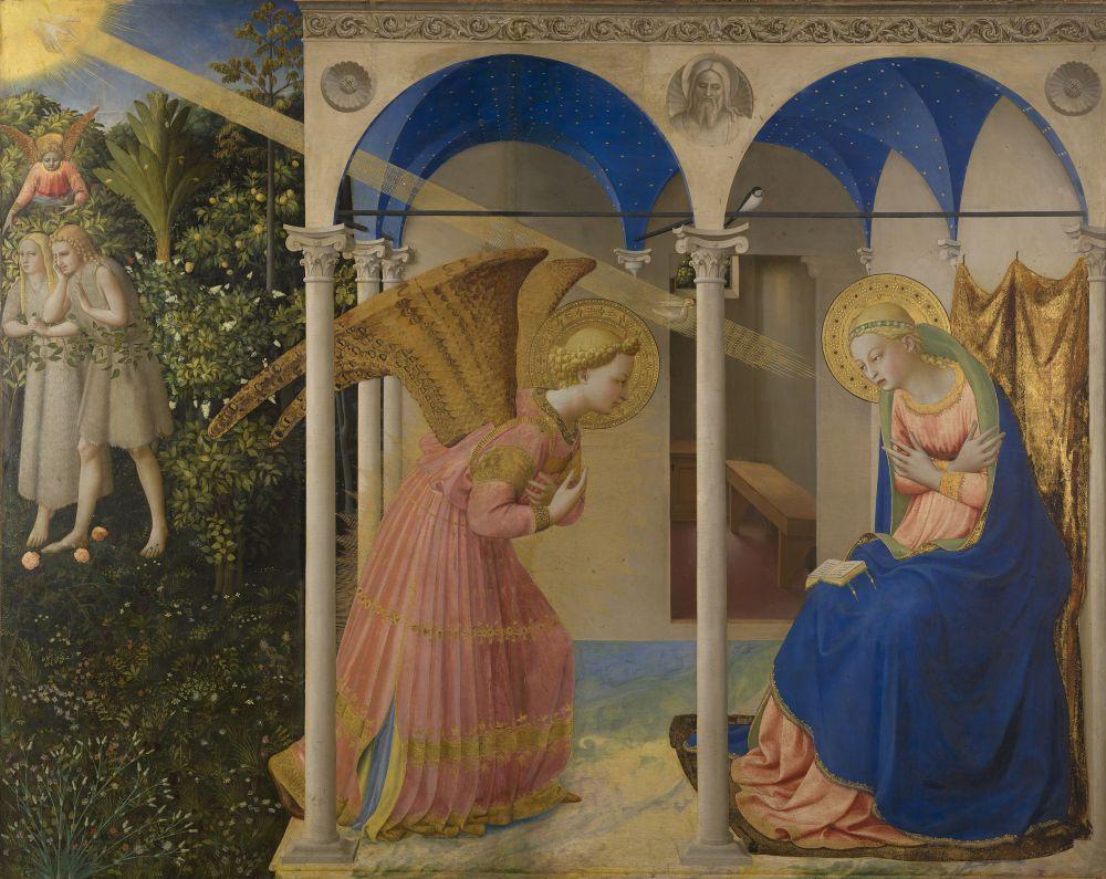 La_Anunciación,_by_Fra_Angelico,_from_Prado_in_Google_Earth_-_main_panel